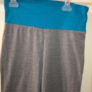 2 Girls Danskin Yoga Pants Size 10/12